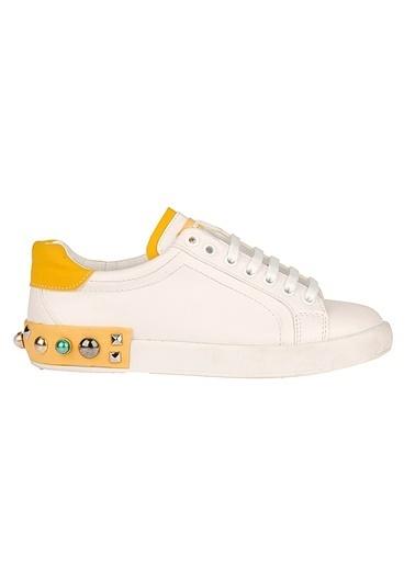 Uniquer Ayakkabı Sarı